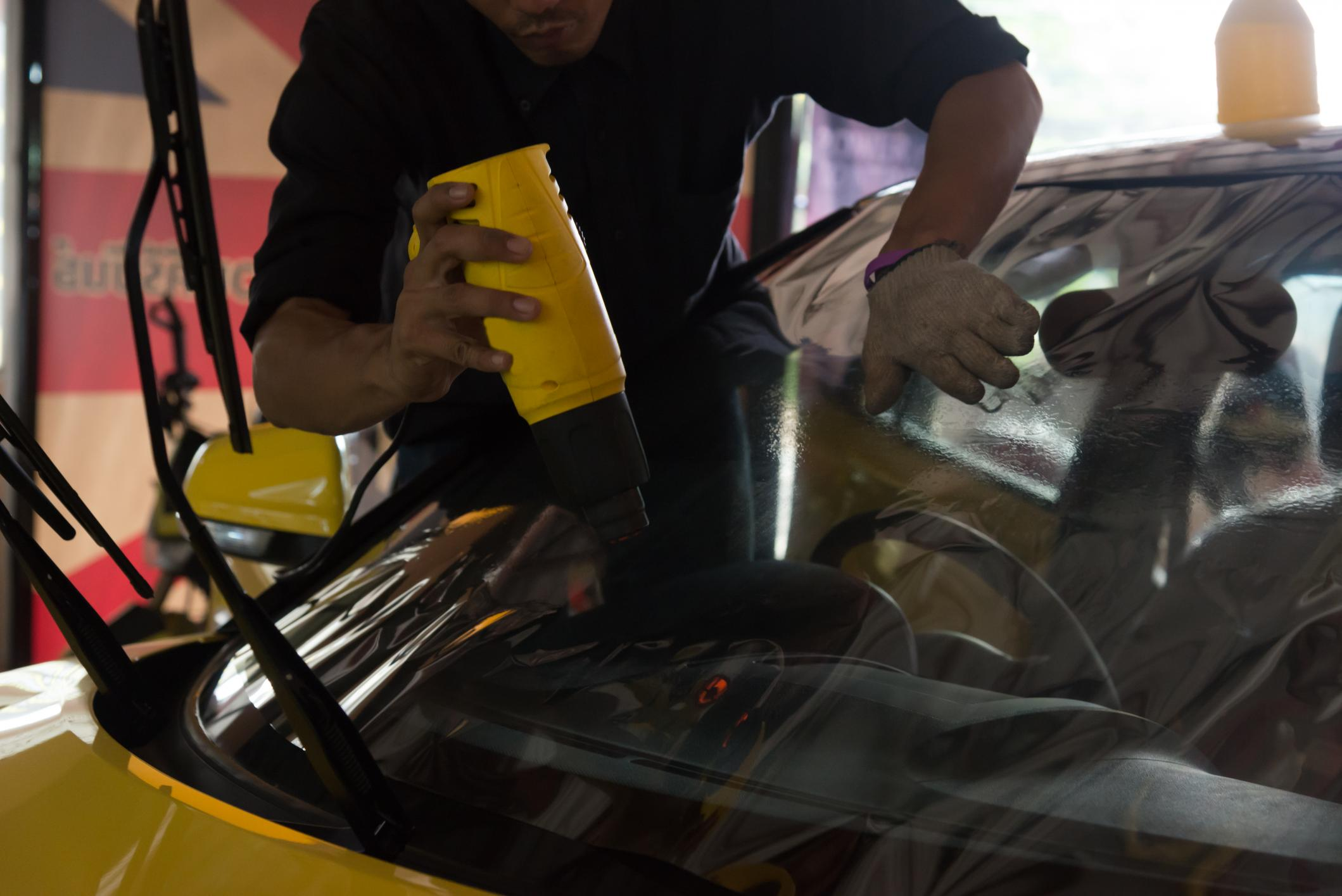 Salem Window Tint - Automotive Window Tinting 2